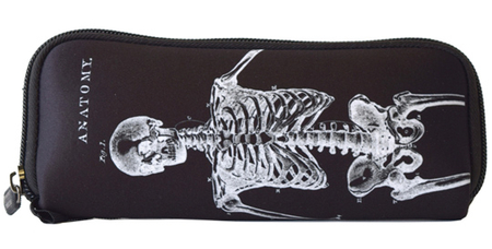 Cabinet of Curiosities Skeleton Wallet | Cabinet of Curiosities