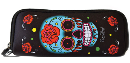 Sunny Buick Rose Sugar Skull Wallet | The Very Latest!!!