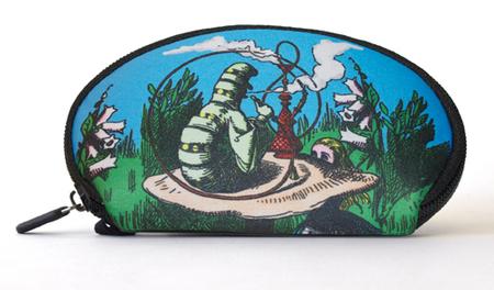 Alice and the Smoking Caterpillar Wallet | Alice