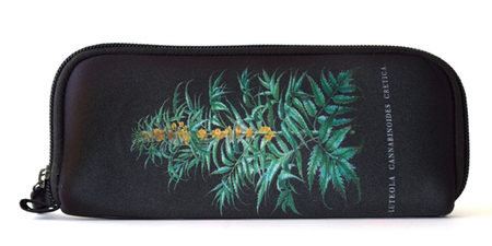 Cannabis Plant Wallet | Hippie