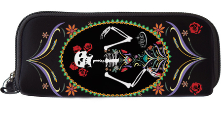 Evilkid Catrina Wallet | Skulls and Dragons