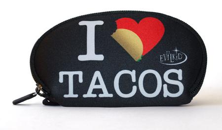 Evilkid I Heart Tacos Wallet | Evilkid